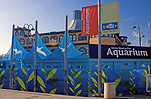 Santa Monica Pier Aquarium (exterior)