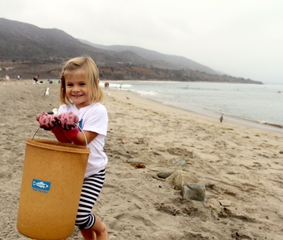 Beach cleanup this Saturday