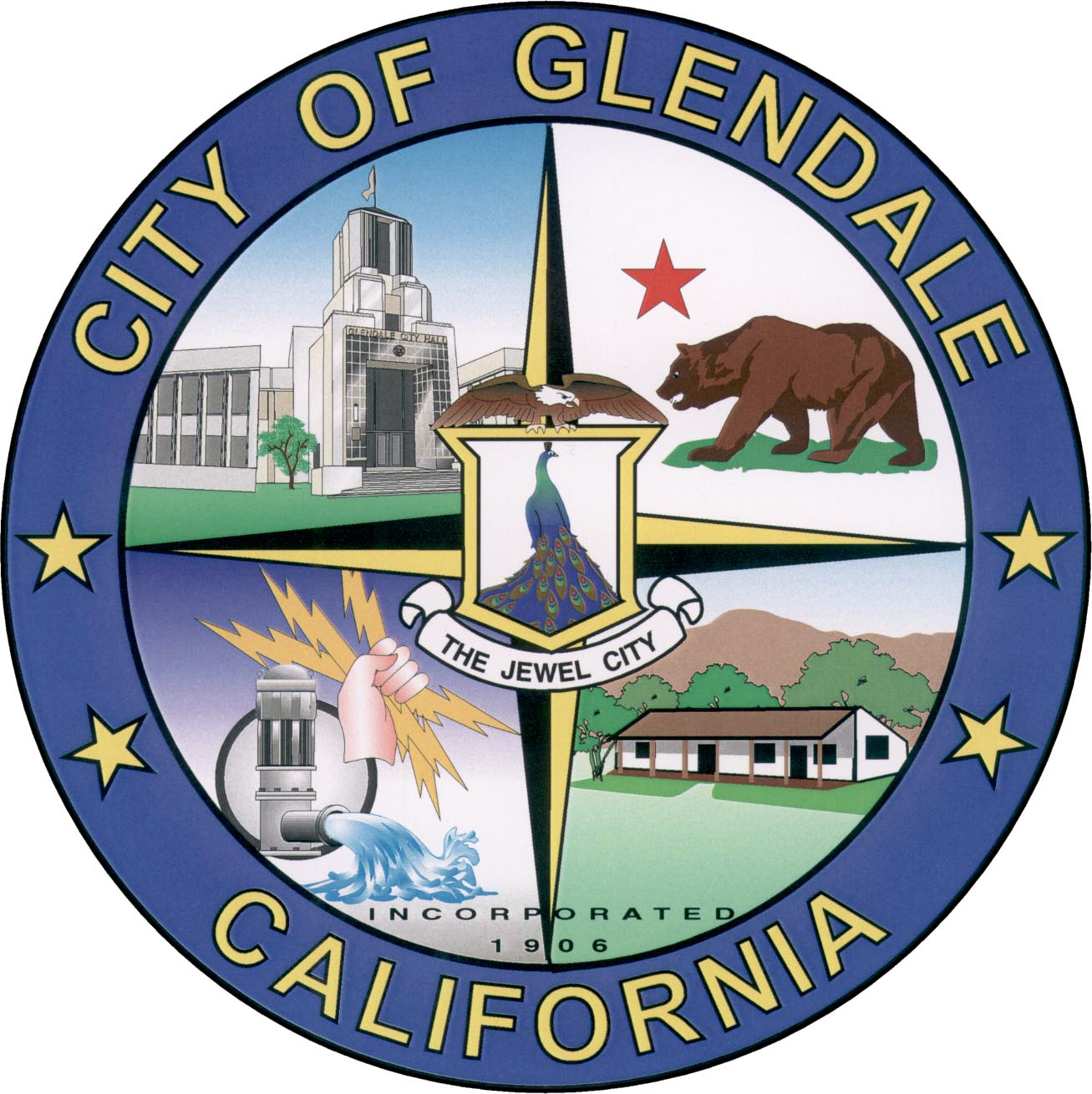 City of Glendale Seal