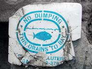 Storm Drain Sign