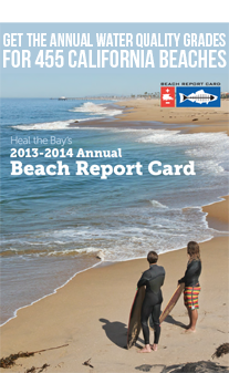 2014 Annual Beach Report Card Grades