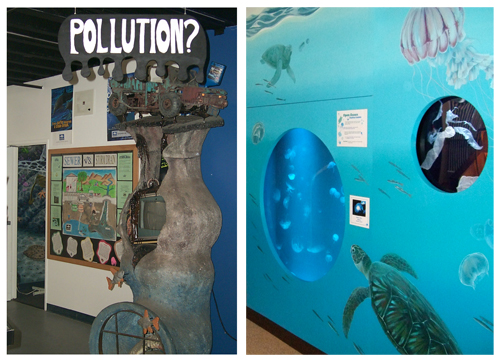 SMPA Pollution Corner before and after