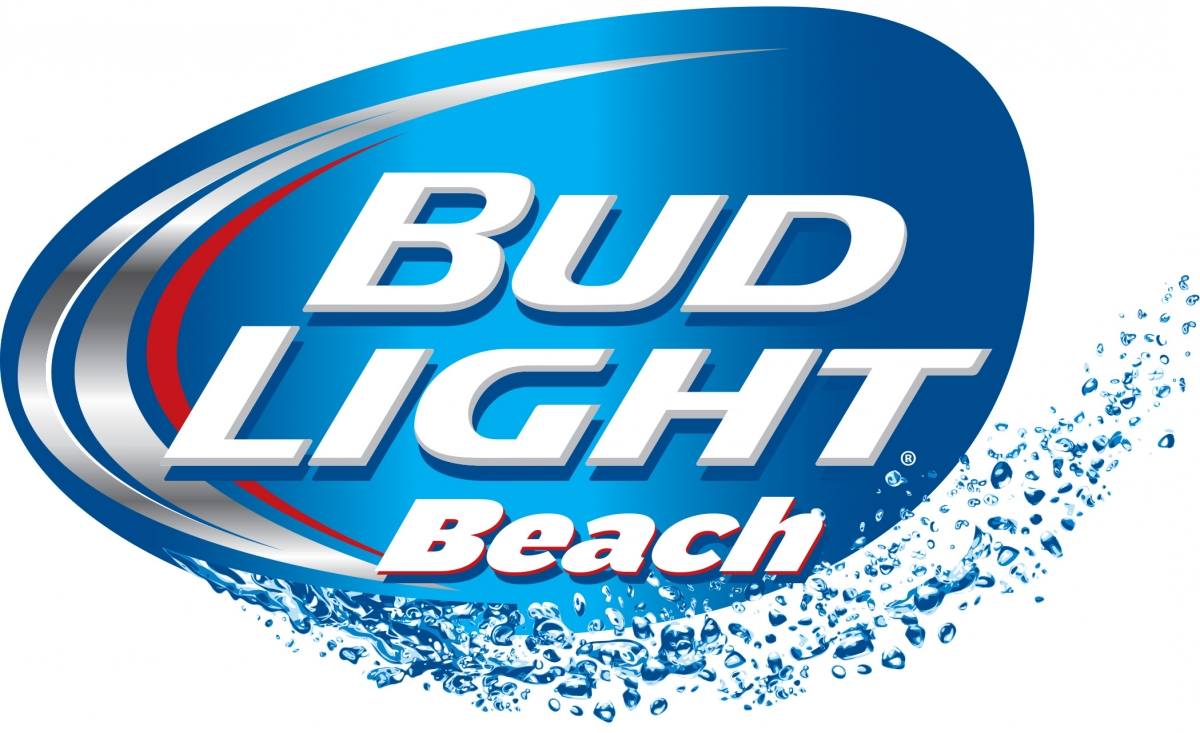 Bud Light Beach Logo