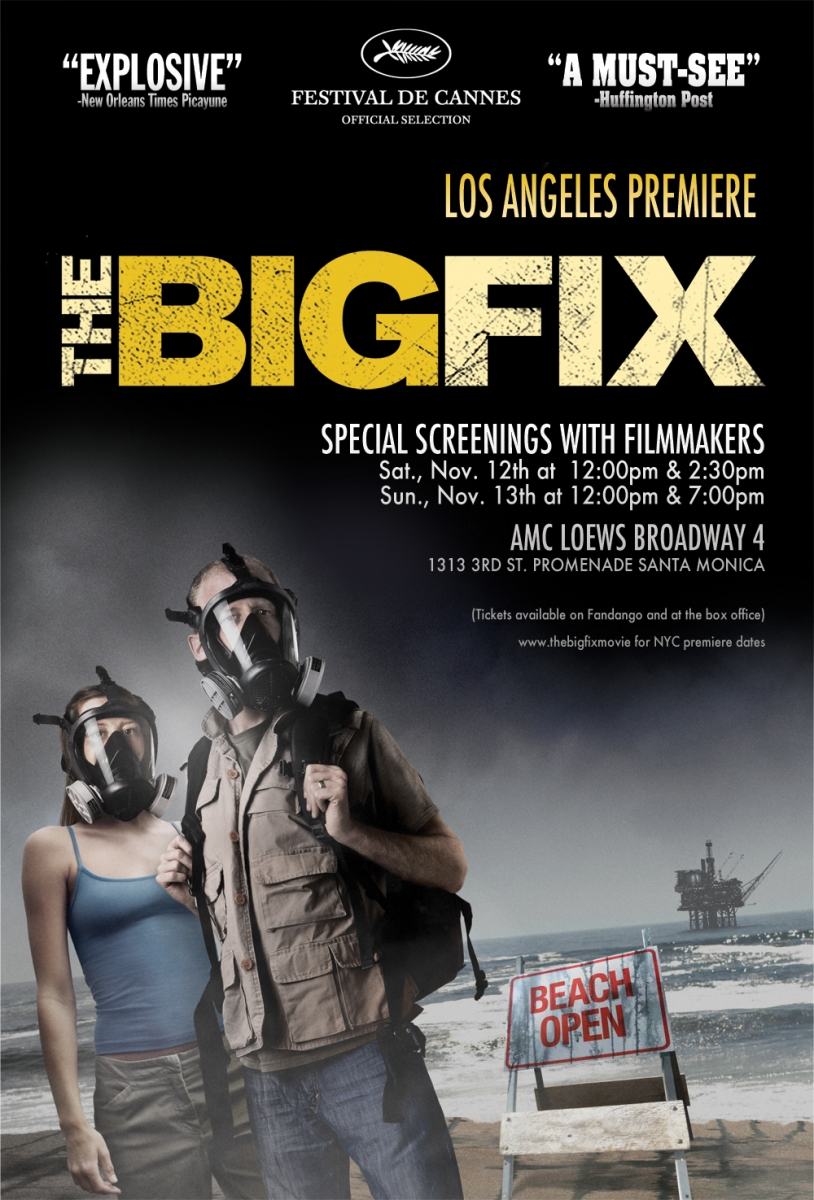 The Big Fix Invitation
