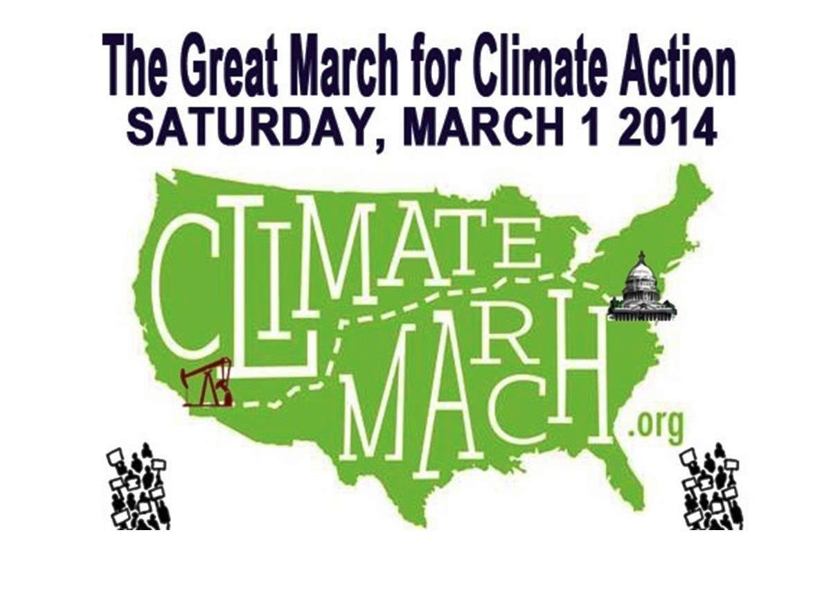 Great March for Climate Change