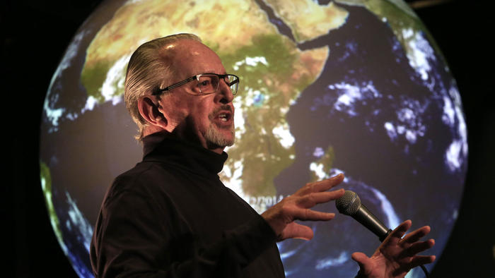 Bill Patzert, Jet Propulsion Laboratory climatologist