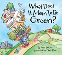 """What Does it Mean to Be Green,"" Green Prize winner, school age nonfiction"