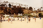Santa Monica Sports Club Beach Volleyball Tournament