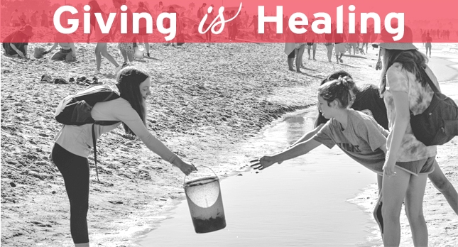 Heal the Bay holiday and year end giving charity drive