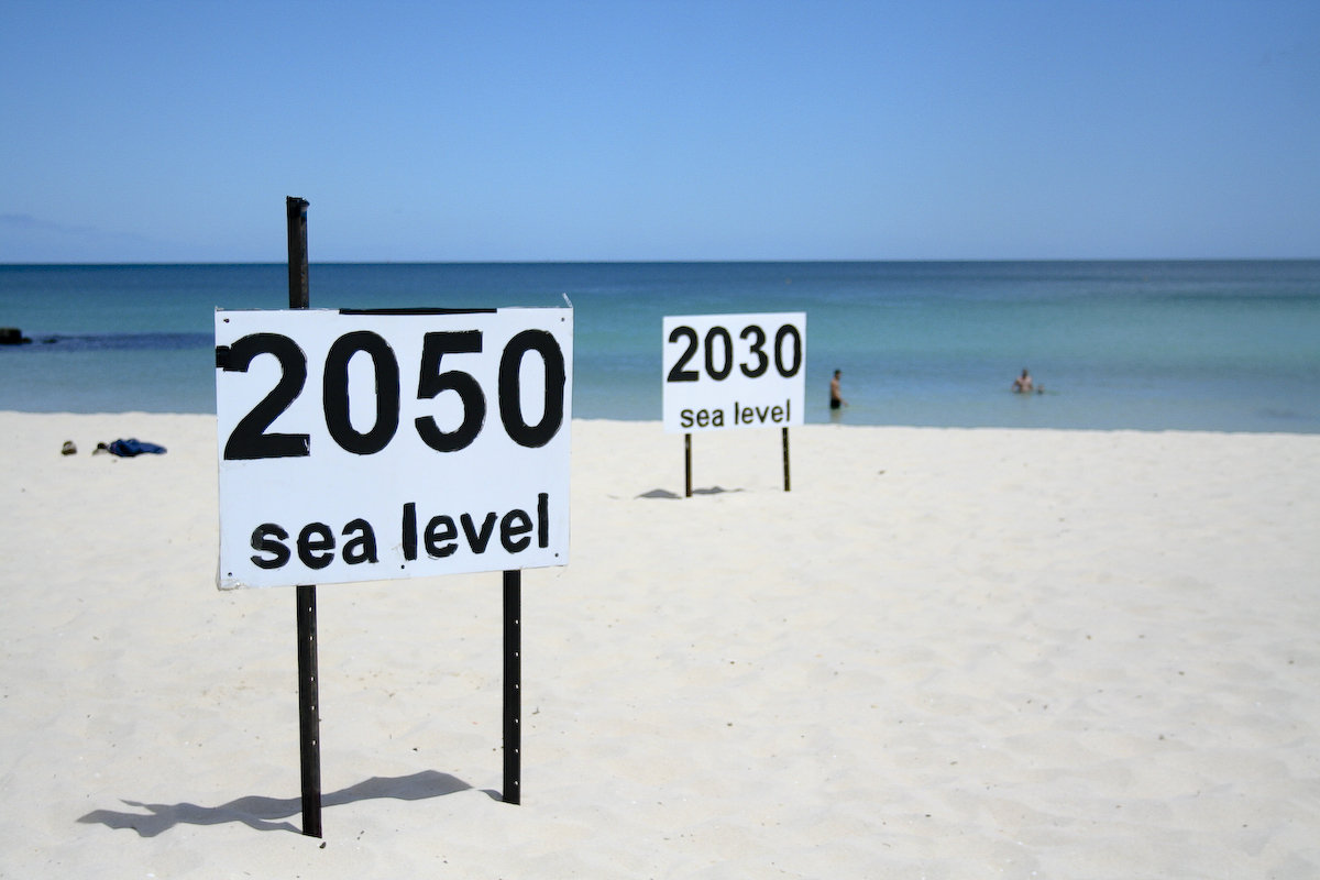 Rising sea levels adaptla regional planning meeting