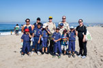 Heal the Bay Nothin' But Sand July Beach Cleanup