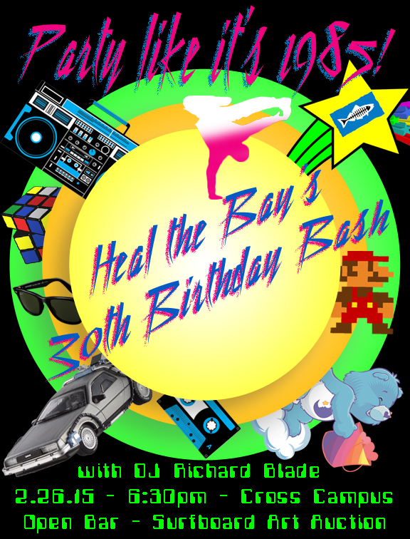Heal the Bay's 30th Birthday Bash