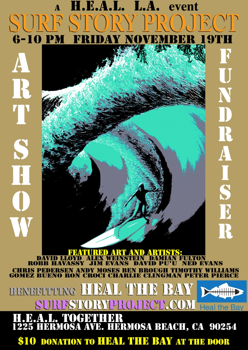 Surf Story Flyer