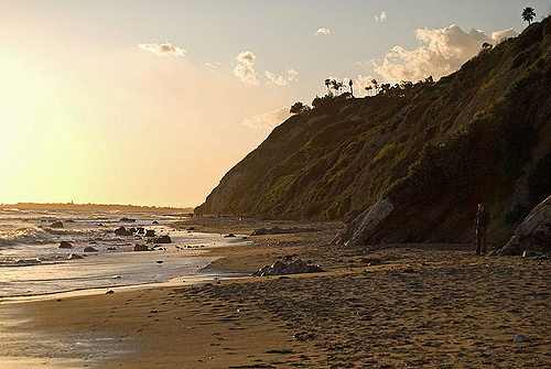 Arroyo Burro Beach, courtesy of Damian Gadal, Flickr