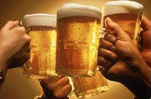 Cheers beer eat and drink local Santa Monica Heal the Bay