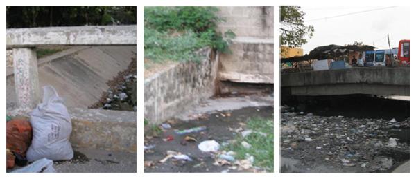 Urban Flooding Triptych