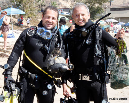 Coastal Cleanup Day Los Angeles Dive Site Heal the Bay