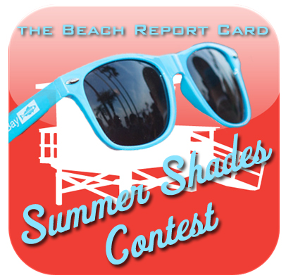 The Beach Report Card Summer Shades Contest