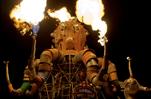 Burning Man Octopus