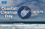 Heal the Bay's Coastal Cleanup Day Beach Cleanup September 19, 2015