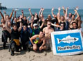 Eco Dive Center volunteers at Heal the Bay cleanup