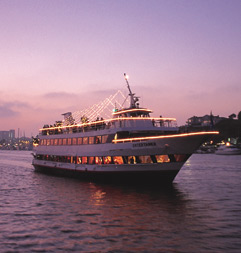 Hornblower Cruise Marina del Rey boat yacht party fun drinks sunset