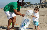 California Coastal Cleanup Day 2012