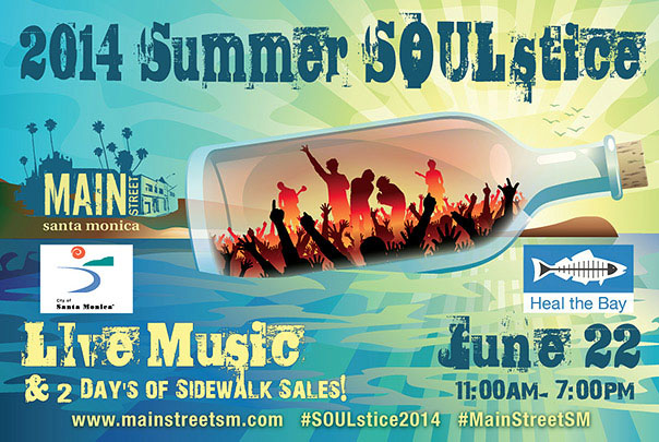 Summer SOULstice 2014