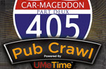UMeTime Carmageddon II Pub Crawl Heal the Bay Benefit