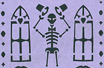 Papel Picado Santa Monica Pier Aquarium Halloween Arts Crafts