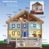 Common Home Air Leaks - Energy Upgrade California - Source: EPA