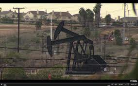Baldwin Hills oil field