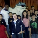 Heal the Bay teams up with Chivas USA to promote recycling at local schools