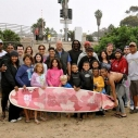 The Black Surfing Association espouses ocean culture