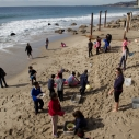 Dukes Malibu heal the bay lunch n learn beach exploration education kids