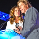 Heal the Bay honored eco couple Danny Moder and Julia Roberts on May 17