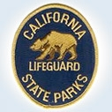 CA Lifeguard patch
