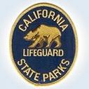 CA Lifeguard patch