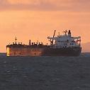 Oil Tanker in Santa Monica Bay