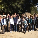 Stream Team volunteers Malibu Creek Watershed Earth Month restoration April 14