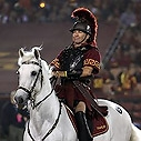 USC Trojan and horse