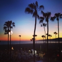 Bring Back the Beach May 15, 2014 Heal the Bay Jonathan Beach Club sunset