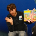 Story Time at the Santa Monica Pier Aquarium