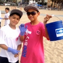 Coastal Cleanup Education Day 2012 Santa Monica Pier