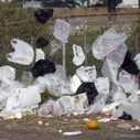 plastic bags ban california pollution garbage dump waste