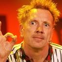 Johnny Rotten Sex Pistols Heal the Bay