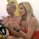 "A final installment of Mark's memories of Heal the Bay, with the ""Baywatch"" babe"