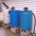 Single family homes may use rain barrels to comply with the LID ordinance