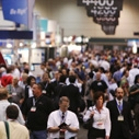 WEFTEC exhibition hall