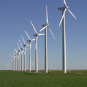 Wind power is an effective climate change mitigation strategy